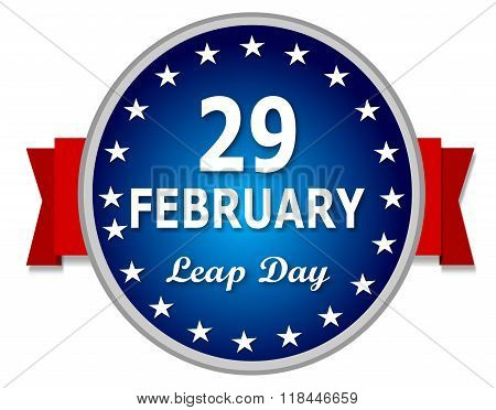 29 February Leap Day
