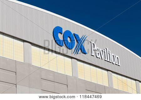 The Cox Pavilion At The University Of Nevada, Las Vegas