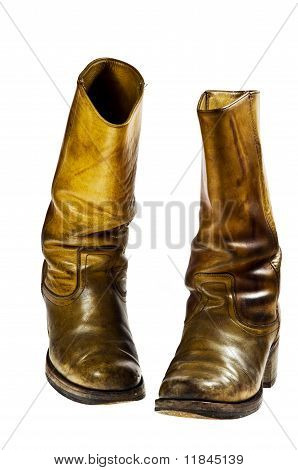 Cowboy Style Boots
