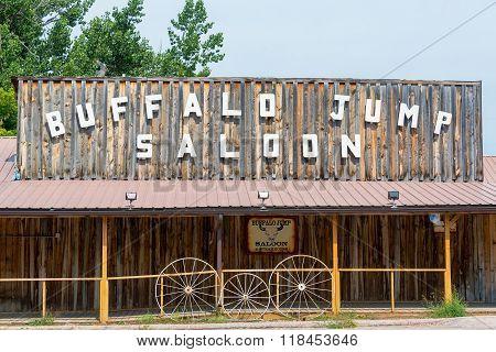 Buffalo Jump Saloon