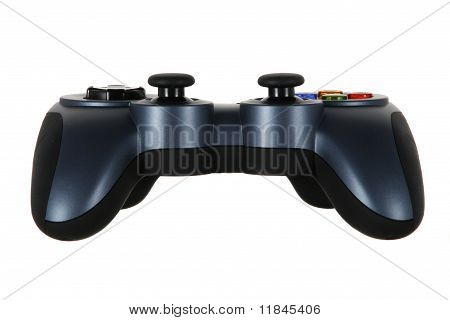 Gamepad From Side
