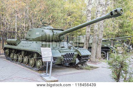 Heavy Tank Is-2 Sample 1943