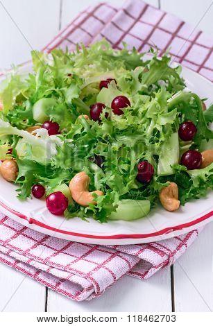 Fresh Frisee Salad