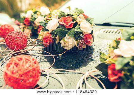 Weddig And Flower