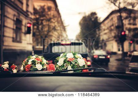 Wedding Flower Bouqet