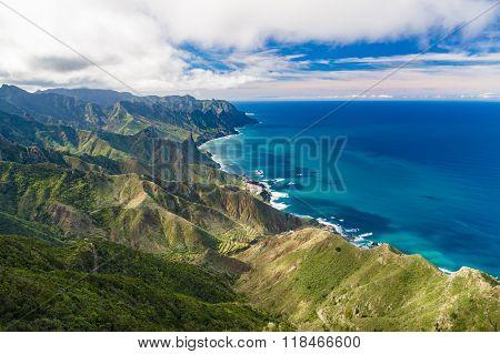 Anaga Mountains View, Tenerife