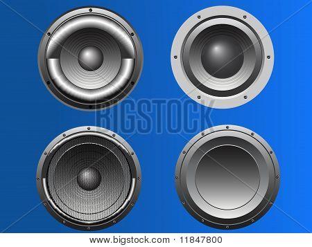 4 Loudspeakers 6
