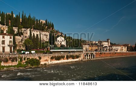 San Pietro Castle, Verona