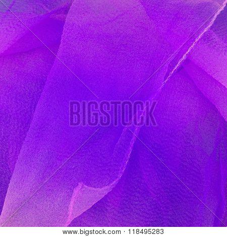 Deep purple textile background