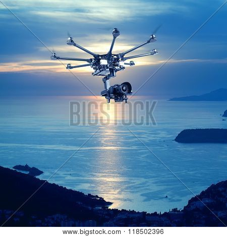 The professional copter