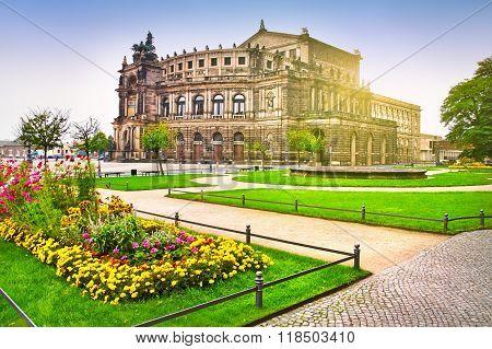 Theatre In Dresden