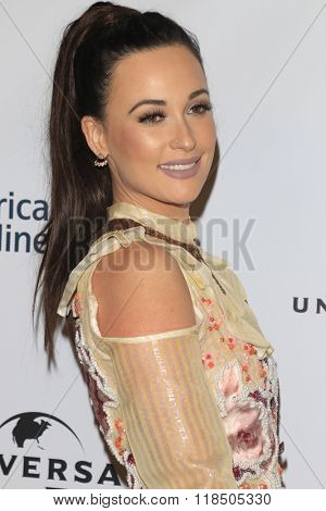 LOS ANGELES - FEB 15:  Kacey Musgraves at the Universal Music Group's 2016 Grammy After Party at the Ace Hotel on February 15, 2016 in Los Angeles, CA