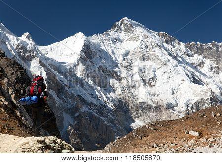 Mount Cho Oyu - Way To Cho Oyu Base Camp