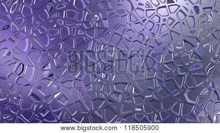 Purple Metal Giffar Pattern