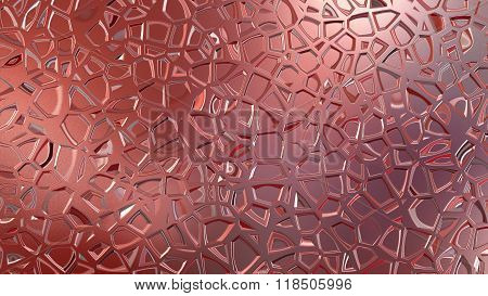 Red Metal Giffar Pattern