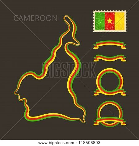 Colors Of Cameroon