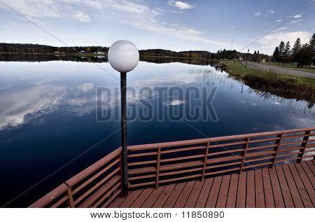 Sunday Lake Wakefield, Wisconsin