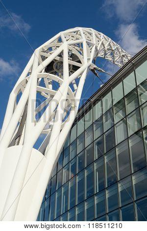 Wembley Stadium, London