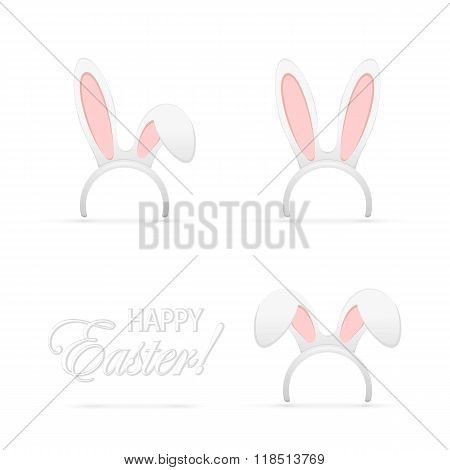 Set Of Rabbit Ears