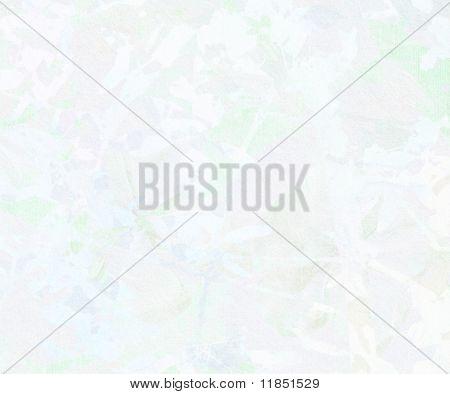 Grunge impressionistischer Blumen Hintergrund