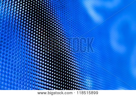 Bright Colored Blue Led Smd Screen