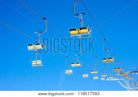 Chair Ski Lift