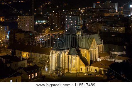 Basilica Minor In Brno