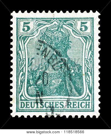 Germania 1915