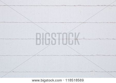 Background Texture Of White Lightweight Concrete Block