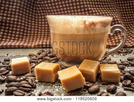 Salted Caramel Latte