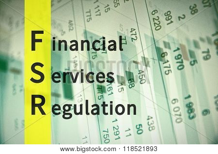 Financial Services Regulation