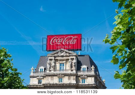 Coca-cola Advertising