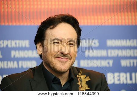 John Cusack attends the 'Chiraq' press conference during the 66th Berlinale International Film Festival Berlin at Grand Hyatt Berlin Hotel, in Berlin, Germany on February 16, 2016.