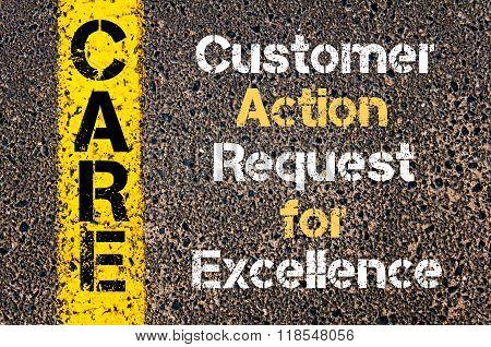 Business Acronym Care