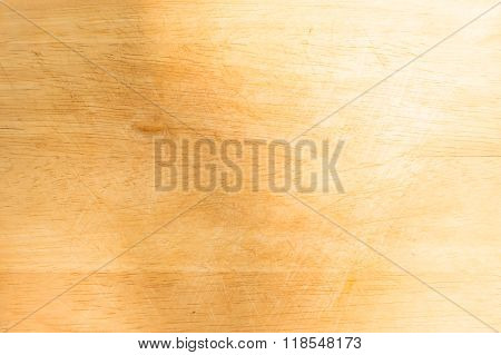 Background Texture Of Wood With  Scratched From A Knife