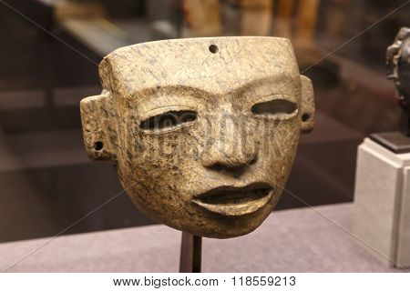 Olmec Figurine View