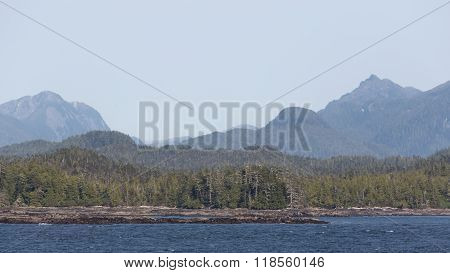 The Coast of the Inside Passage