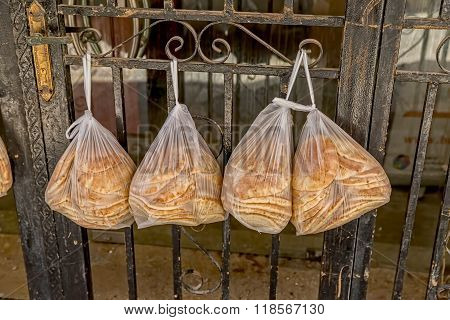 Bread from Jerusalem