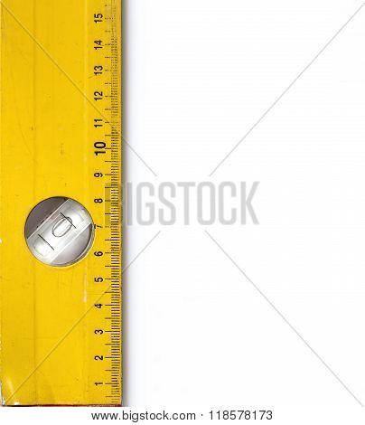 Construction Measuring Ruler