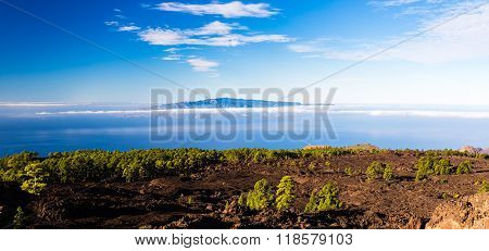 Mountains Beautiful Inspirational Landscape, Islands And Ocean