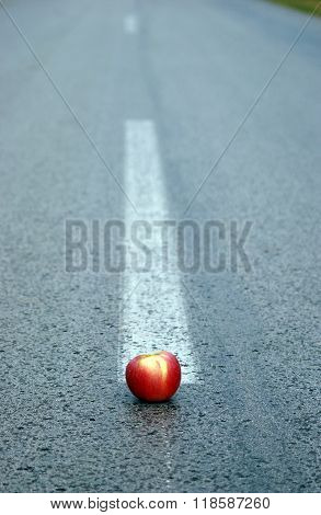 Apple Middle Of The Road