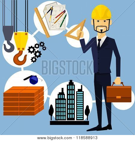 Building Process. Success Engineer