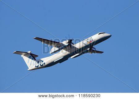 De Havilland Canada Dhc-8 Flybe