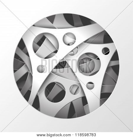 Abstract Background From Circles