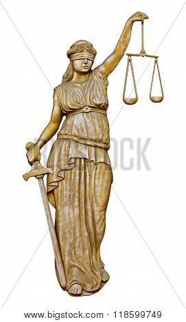 Monument Of Justitia