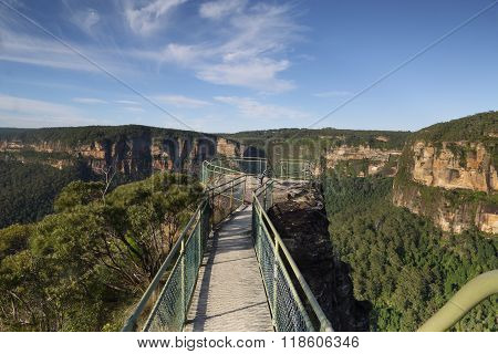 Pulpit Rock Lookout, Blue Mountains Australia