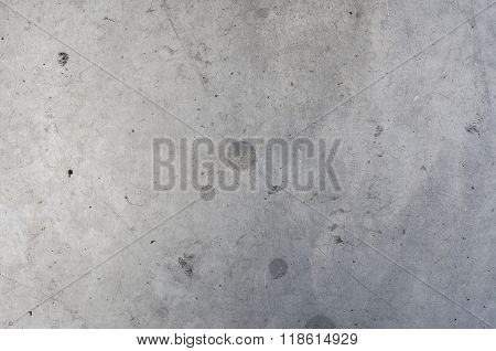 Metal Plate Texture Gray Dirty With Drops