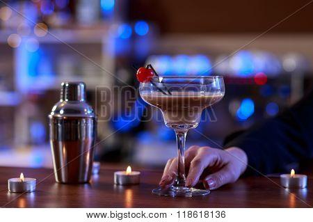 Shaker For Drinks