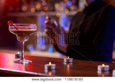 Milk Alcoholic Drink