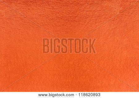 Colors Of Terracotta Clay Textured Background